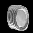 Блюда-тарелки для подачи шашлыка/гриля Союзгриль, 6 шт., N1-A05/2