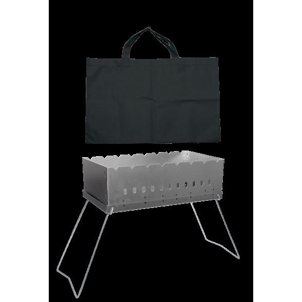 Мангал-дипломат с сумкой-чехлом Союзгриль, N1-M01F