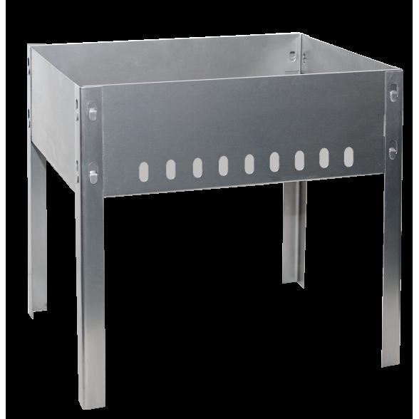 Мангал 35x25 см в цветной коробке Союзгриль, N1-M05F